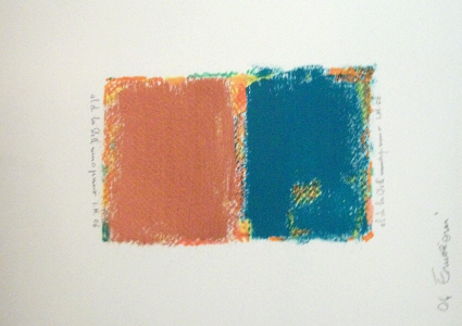 Fogli colorati - Mario Inverardi