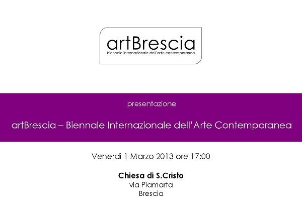 Biennale - artBrescia - Mario Inverardi