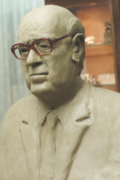 Sculture - Busto - Mario Inverardi