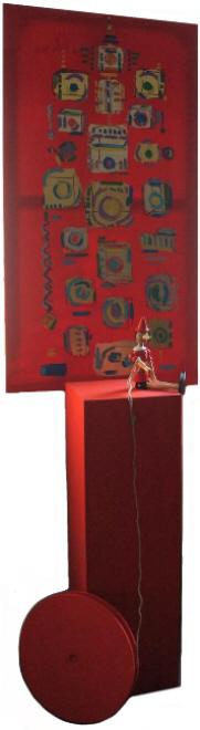 Sculture - Natale e i balocchi - Mario Inverardi