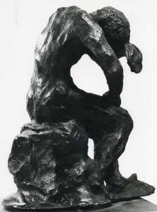 Sculture - Uomo - Mario Inverardi