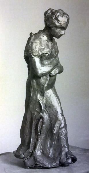 Bronzetti - Maternità - Mario Inverardi