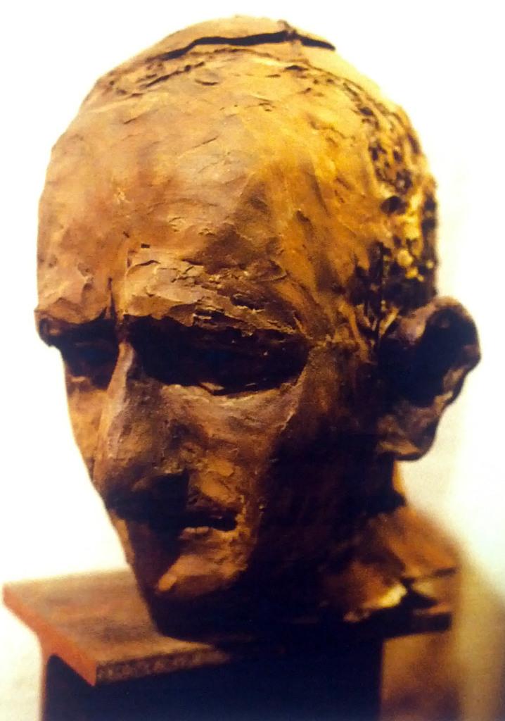 Sculture - Papa Paolo VI - Mario Inverardi