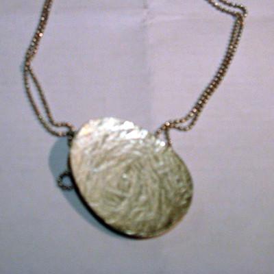 Ciondolo - Argento - Graffi Rupesti