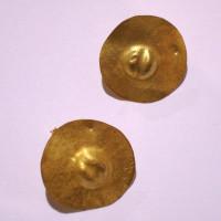 Orecchini in oro - Seme buono in terra buona